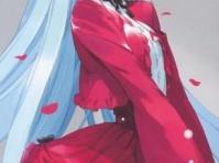 手游《梦幻之星Online2》女一号玛托伊图片