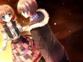 恋爱冒险游戏《少女编织爱的画布》动漫美图