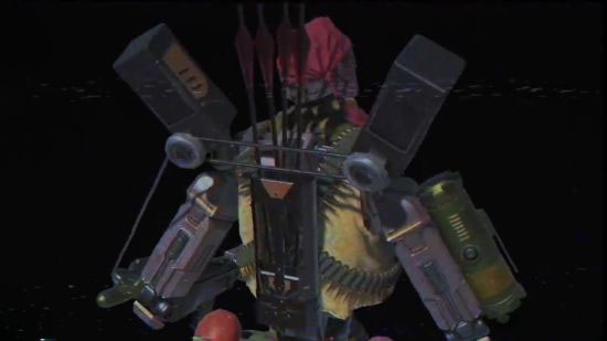 APEX英雄:推出新探路者同捆包,机器人身背弹链化身战场兰博
