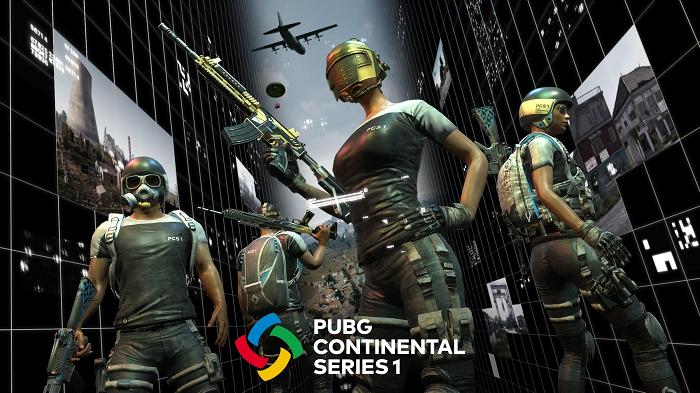 绝地求生:欢迎来到第一届、第二届PCS洲际赛,PCS洲际赛赛事日程!..