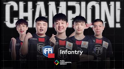 绝地求生PCS1洲际赛东亚赛区总积分榜已出炉,恭喜iFTY以182分的高分勇夺冠..